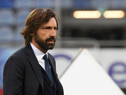 Andrea Pirlo tendría los días contados al frente de la Juventus (Reuters)