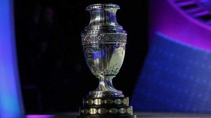 La Copa América se disputará en Argentina y Colombia (AFP)