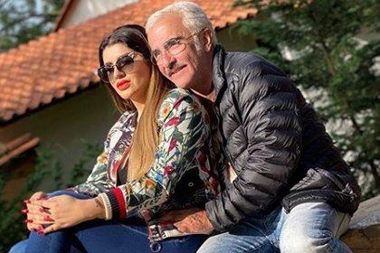 Mariana González y Vicente Fernández Jr. llevan poco más de un año de noviazgo (Foto: Instagram@/marianagp01)