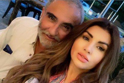La relación ha sido polémica desde un inicio por la diferencias de edades (Foto: Instagram/@vicentefdzjr9)