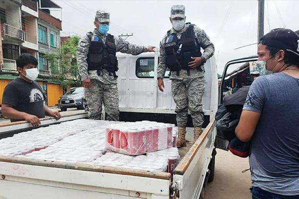 Operativos Área Naval Bermejo Foto: Redes Sociales