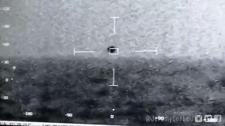 Filtran un video de un ovni captado en California y el Pentágono confirma su veracidad