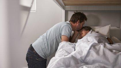 Los más chicos necesitan dormir más horas (Getty Images)