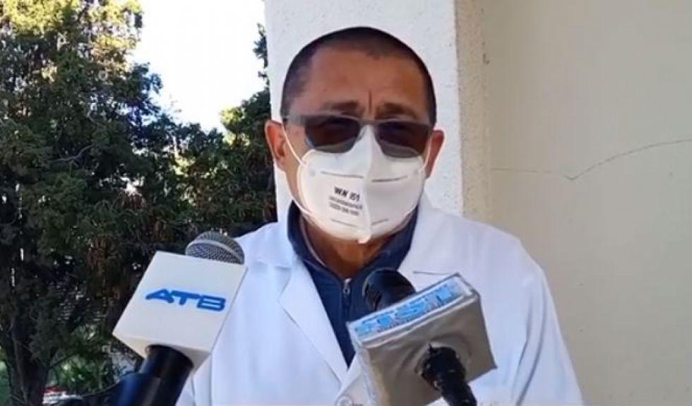 """Mérida: Pacientes de Tarija llegan a Terapia por tratamiento con Remdesivir """"sin control"""""""