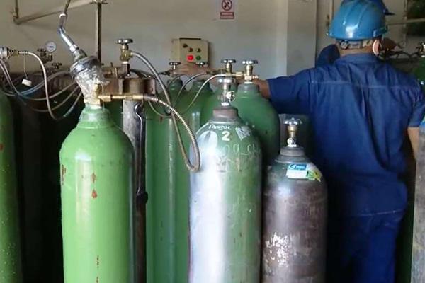 Oxígeno medicinal en Santa Cruz /Imagen de referencia/ Foto: UNITEL
