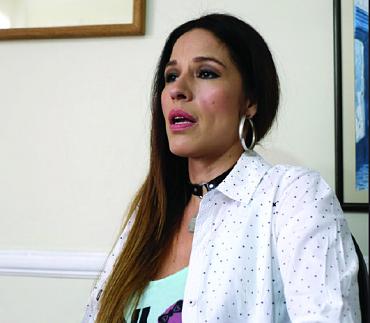 Fiscalia-cita-a-declarar-a-la-expresentadora-de-television-Melisa-Ibarra