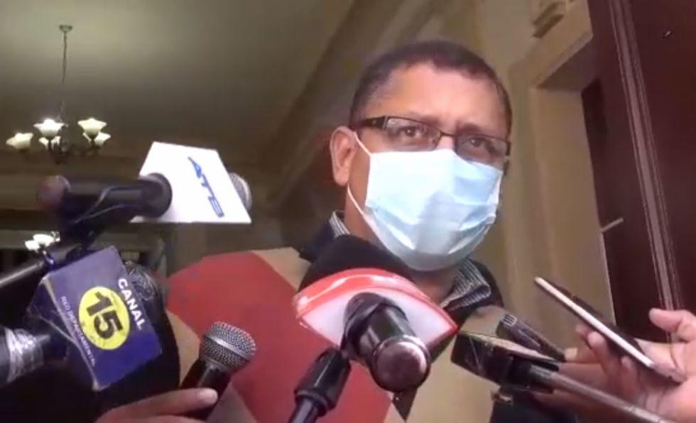 """Montes: """"Se ha logrado que el gobierno de Argentina acceda la exportación de oxígeno para Tarija"""""""