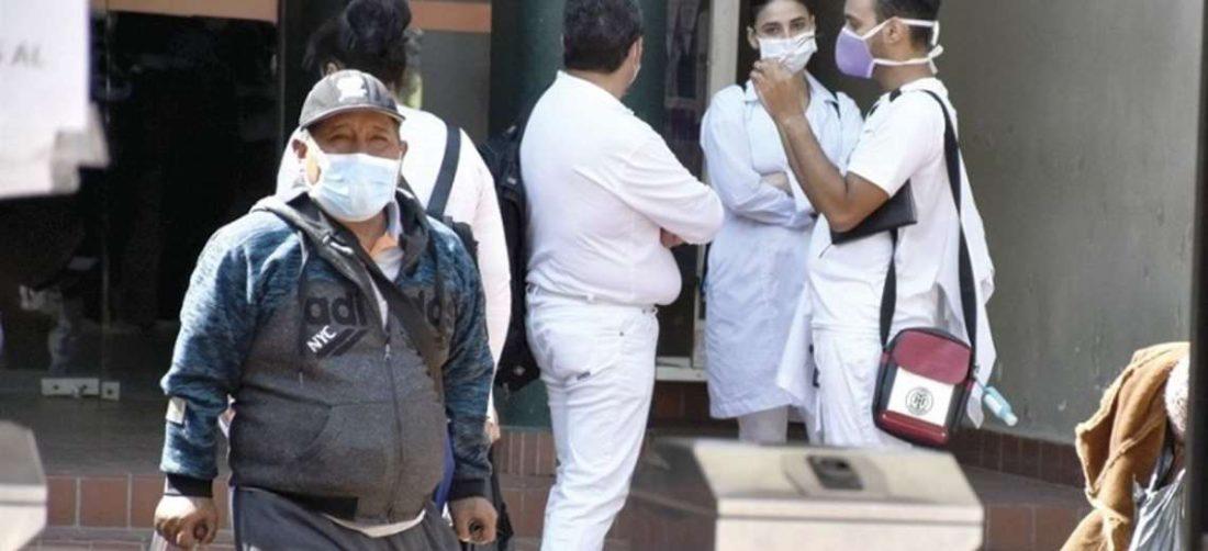 Foto archivo: mañana entran en paro los trabajadores de los hospitales municipales.