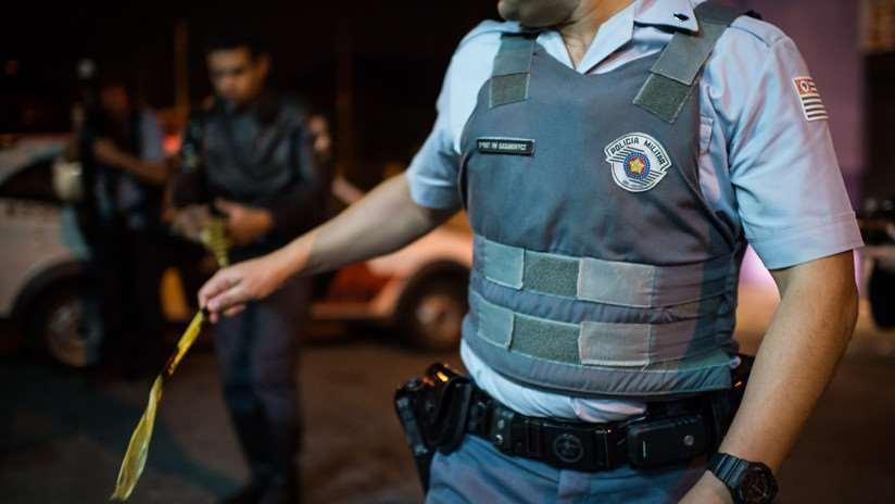 La Policía de Sao Paulo detuvo al boliviano. Foto: Archivo