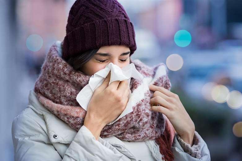 Llega el invierno y aumentan los resfríos