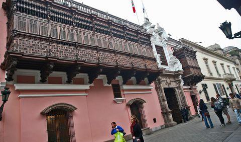 La entidad estatal se pronuncia luego de las expresiones de presidentes y políticos latinoamericanos. Foto: Agencia Andina