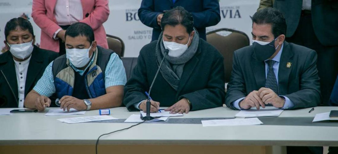 Los alcaldes ya tienen permiso para comprar vacunas de forma directa