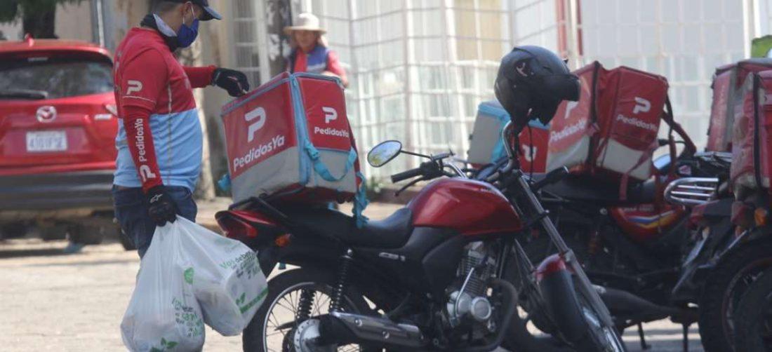 El servicio de delivery operaran desde las 7 de la mañana/Foto: EL DEBER