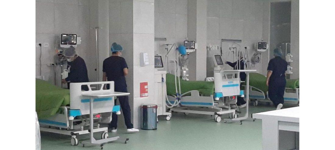 Terapia intensiva en Bolivia /Imagen de referencia/ Foto: BOLIVIA.COM