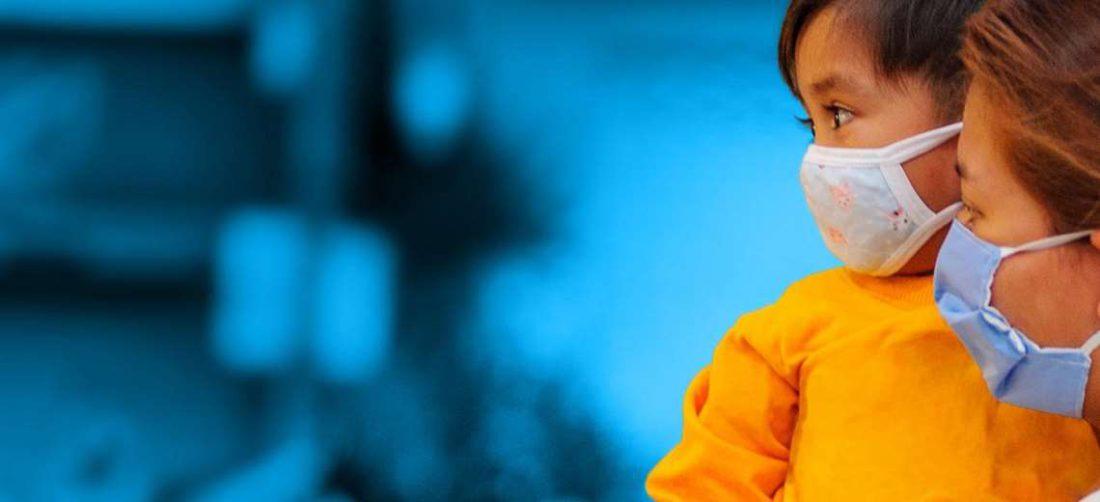 Cochabamba alerta por el alto índice de contagios en menores. Foto: Unicef