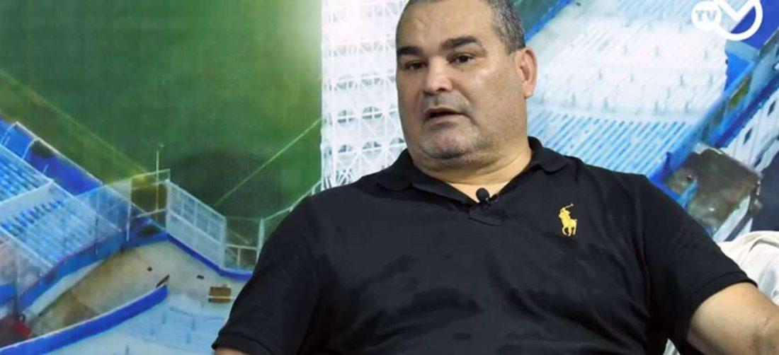 José Luis Chilvert fue capitán de la selección paraguaya. Foto: internet