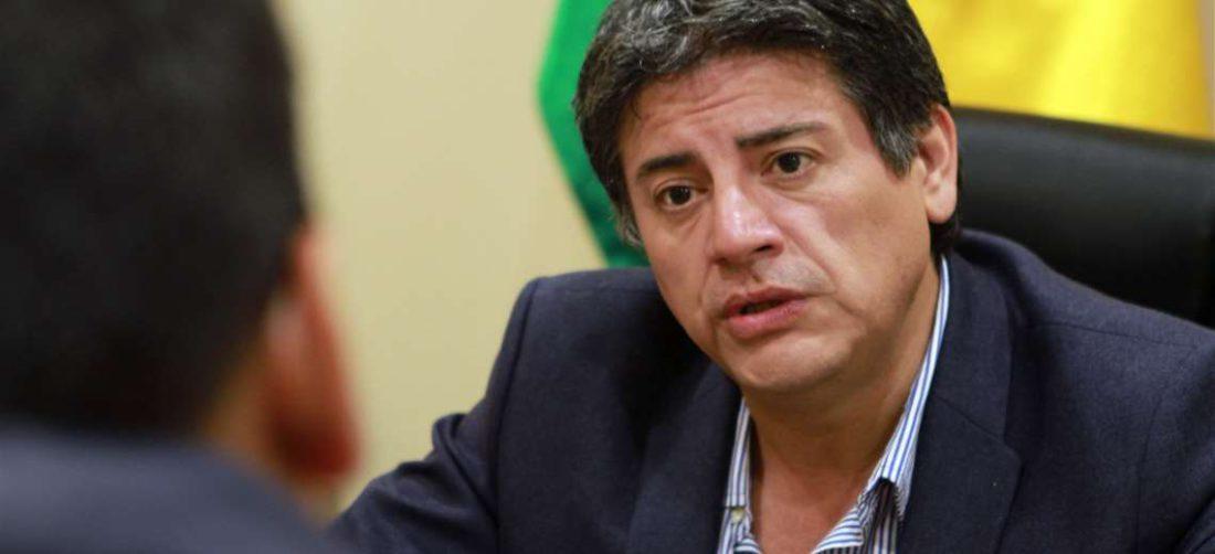 Jerjes Justiniano Atalá. Foto: EL DEBER