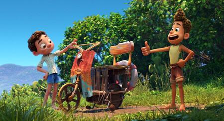 Luca Pixar Imagen