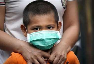 Médicos piden no exponer innecesariamente a niños. Foto: eluniversal.com.mx / referencial