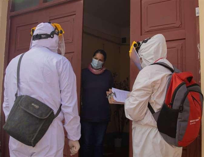 Tarija refuerza las medidas de bioseguridad por los numerosos casos de contagios