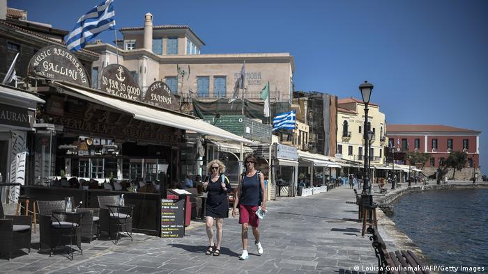 TABLEAU |Griechenland Tourismus |Insel Kreta