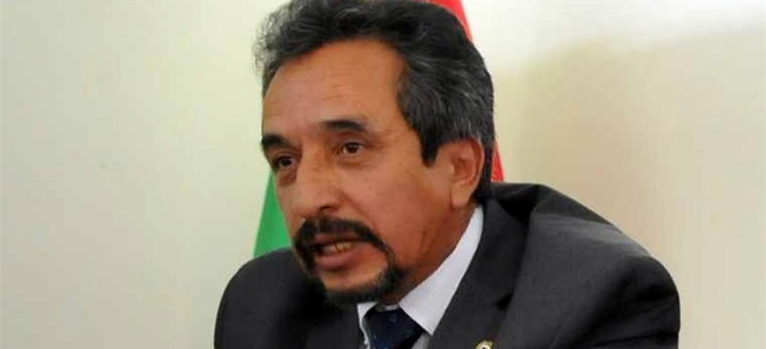 Rolando Aramayo, miembro del ejecutivo de la FBF. Foto: El Deber