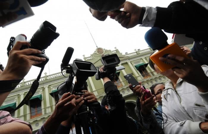 Sedes reporta el primer periodista de La Paz contagiado con el COVID-19 - La Razón | Noticias de Bolivia y el Mundo