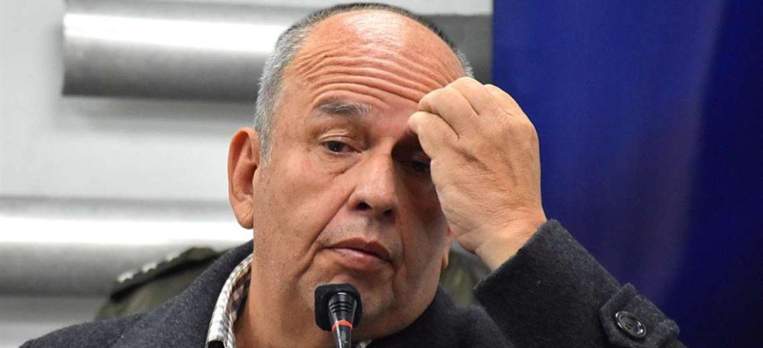 El ex ministro Murillo es investigado por la compra irregular de gases lacrimógenos