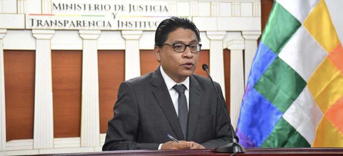 El ministro Lima dio conferencia este sábado