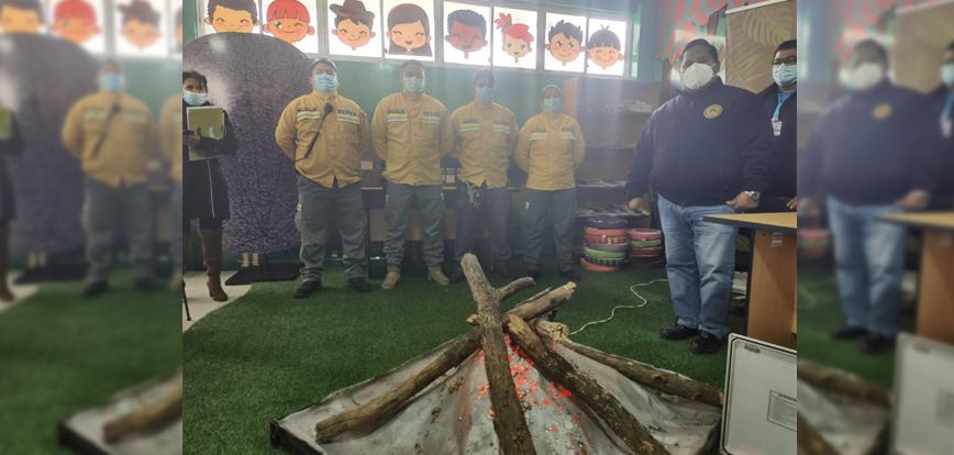 Alcaldía contará con brigadas para sancionar las fogatas en San Juan. Internet