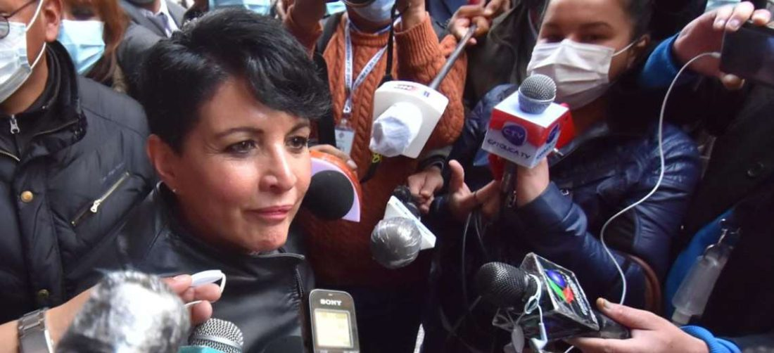 Surgió la polémica sobre la renuncia de Susana Rivero a la Cámara de Diputados (Foto: APG)