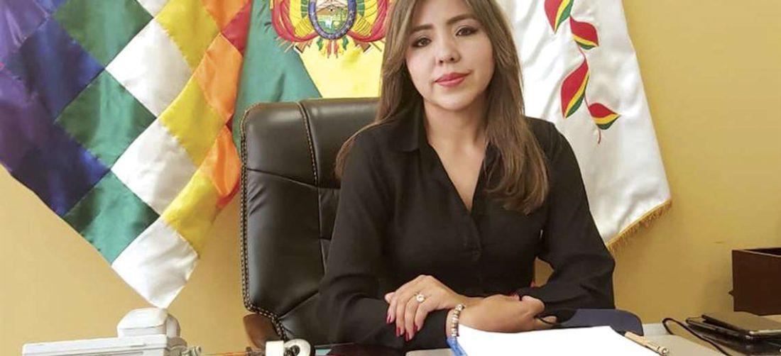 La viceministra de comunicación emitió las declaraciones el pasado 16 de junio