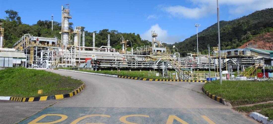 Planta San Alberto en Tarija