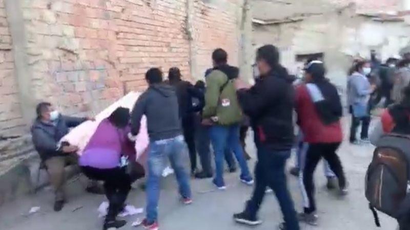Militancia del MNR denuncia irregularidades en elecciones internas en La Paz