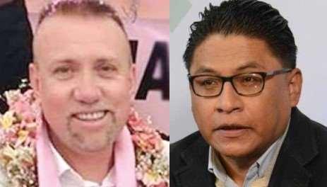 Virginio Lema e Iván Lima I EL DEBER.
