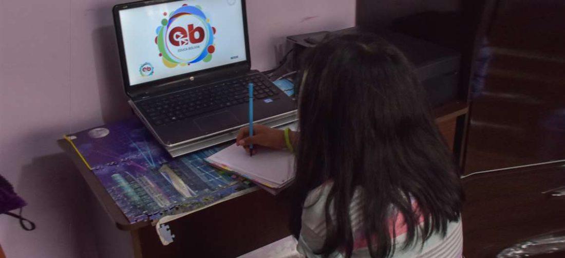 El año escolar inició este 1 de febrero en Bolivia. Foto: ABI