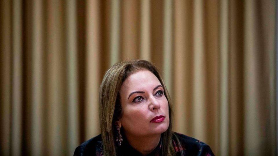 Nicaragua: esposa del expresidente Alemán, bajo arresto domiciliario