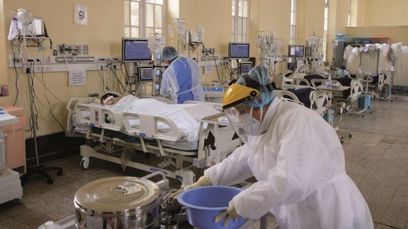 Solidaridad y dolor, los días en la UTI del Hospital de Clínicas