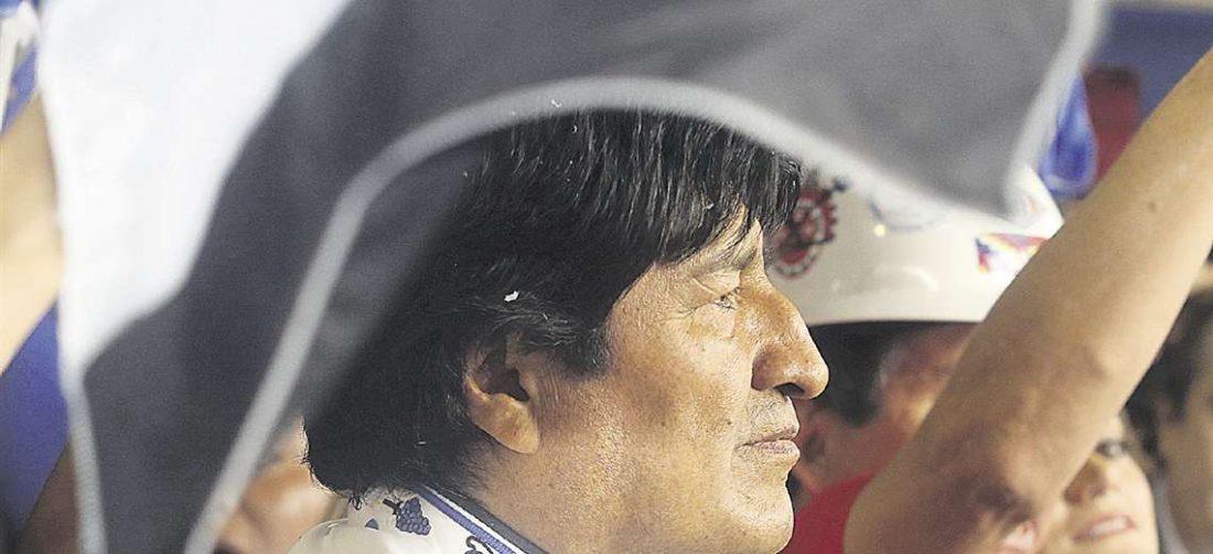 Otra vez la candidatura del expresidente Morales a las elecciones de 2019 está en la mira