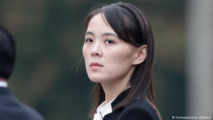 Kim Yo-jong