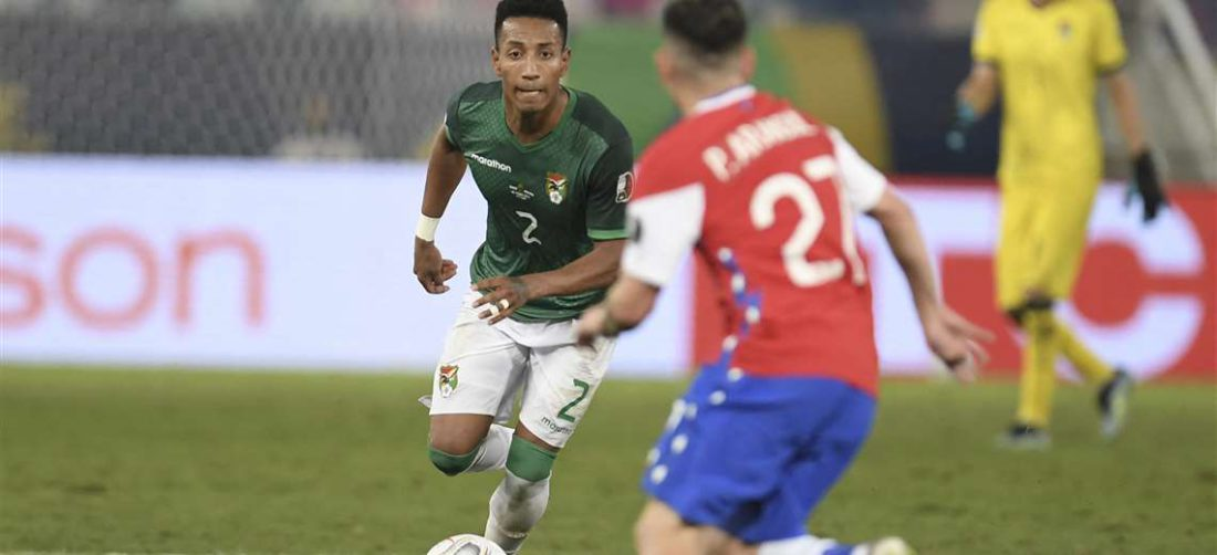 Quinteros se ha ganado la confianza del técnico / AFP