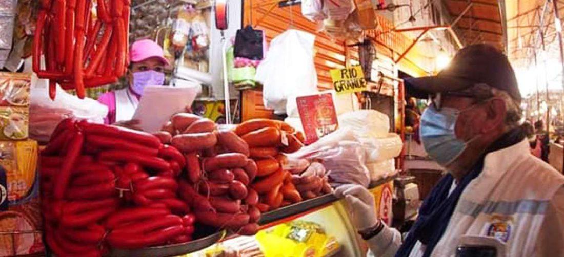 Intendencia de Cochabamba realizó operativos de control en mercados