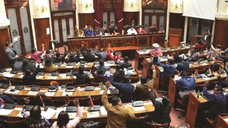 Diputados aprueban ley que pone al Ministro de Gobierno al mando de la Policía