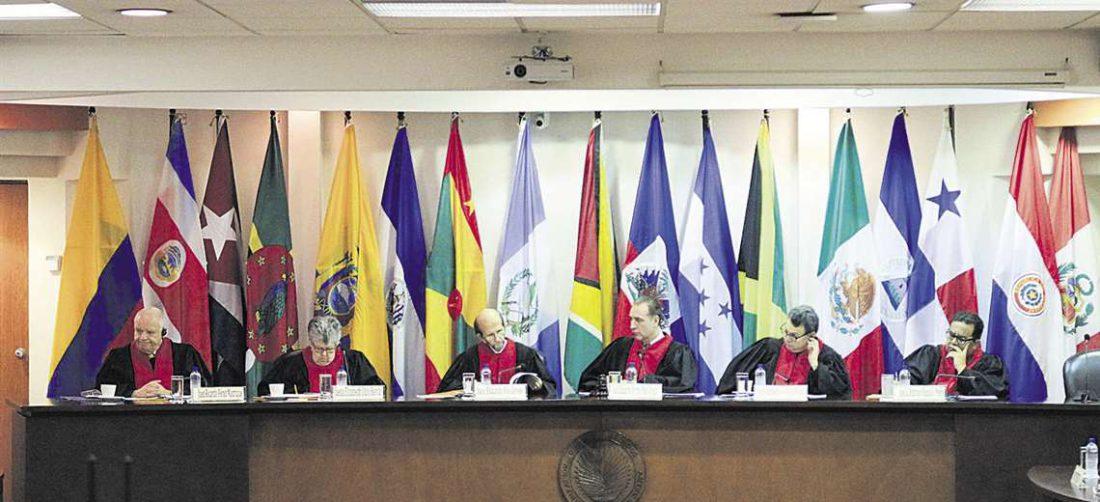 Los magistrados interamericanos analizan causas vinculadas a vulneraciones a los DDHH