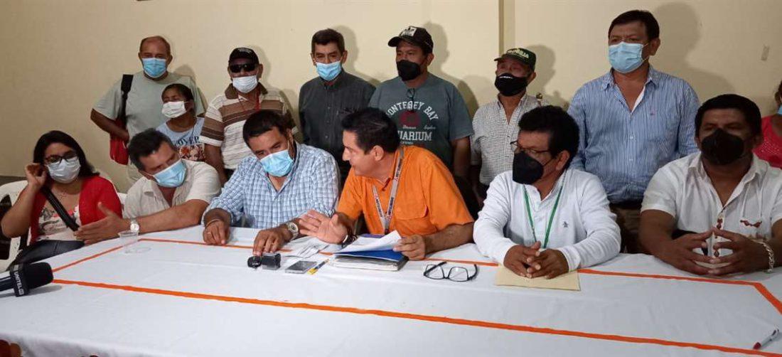 San José de Chiquitos otorga 48 horas para que el INRA convoque a reunión