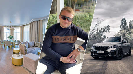 Condenan a 6 años de prisión a un ruso que se volvió millonario por error y gastó la fortuna en inmuebles y autos
