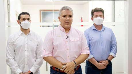 Gobierno colombiano ofrece recompensa millonaria a quien entregue información sobre el ataque al helicóptero de Iván Duque