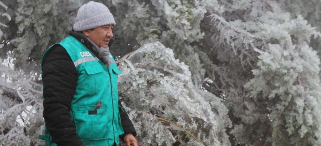Se prevé que las temperaturas caigan a bajo cero/Foto: EL DEBER