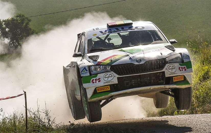 Bruno Bulacia tuvo una gran participación en Italia. Foto: Facebook