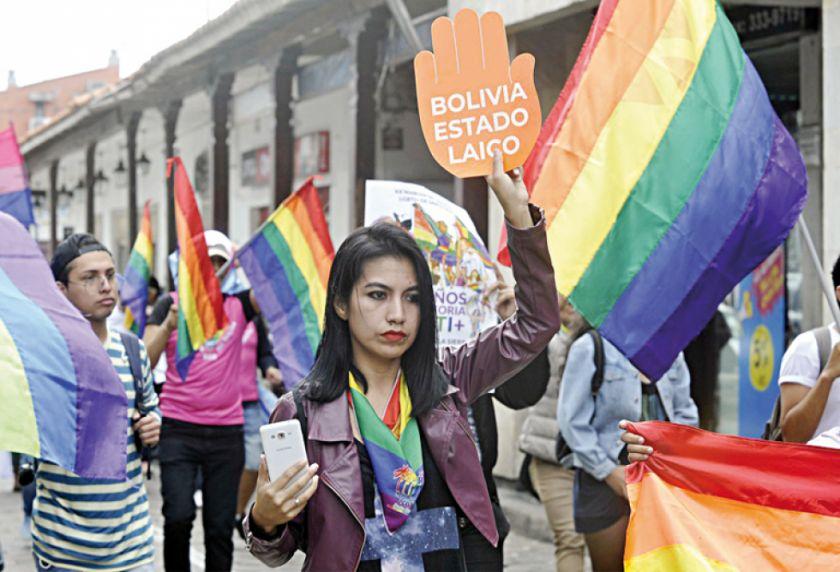 El 47% de los jóvenes tienen una postura homofóbica, según estudio